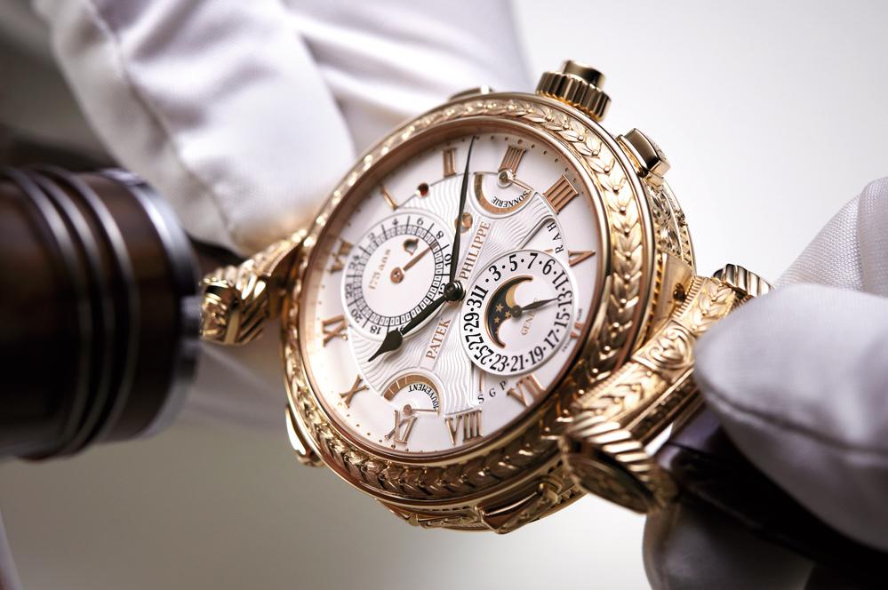 2.6 Milyon Dolarlık Fiyatıyla Patek Philippe 5175R Grandmaster Saatin Üretim Aşaması