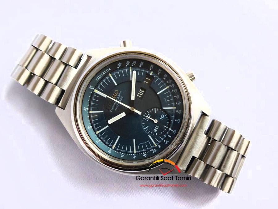 Seiko 6139-7030 Otomatik Kronometre Saat Tamiri