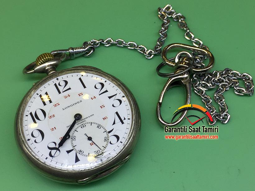 Longines Cep Saati Tamir ve Bakımı