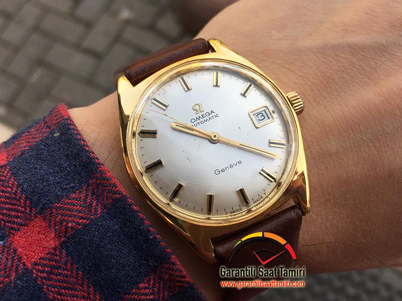Omega Saat Kasası Kaplama