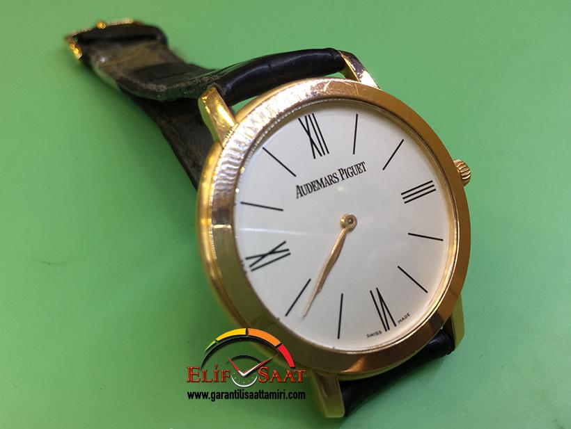 Audemars Piguet Kurmalı Saat Tamiri