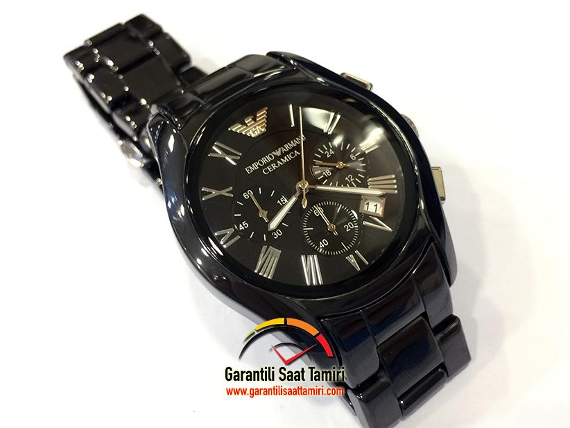 Emporio Armani AR-1400 Seramik Saat Kasası Değişimi