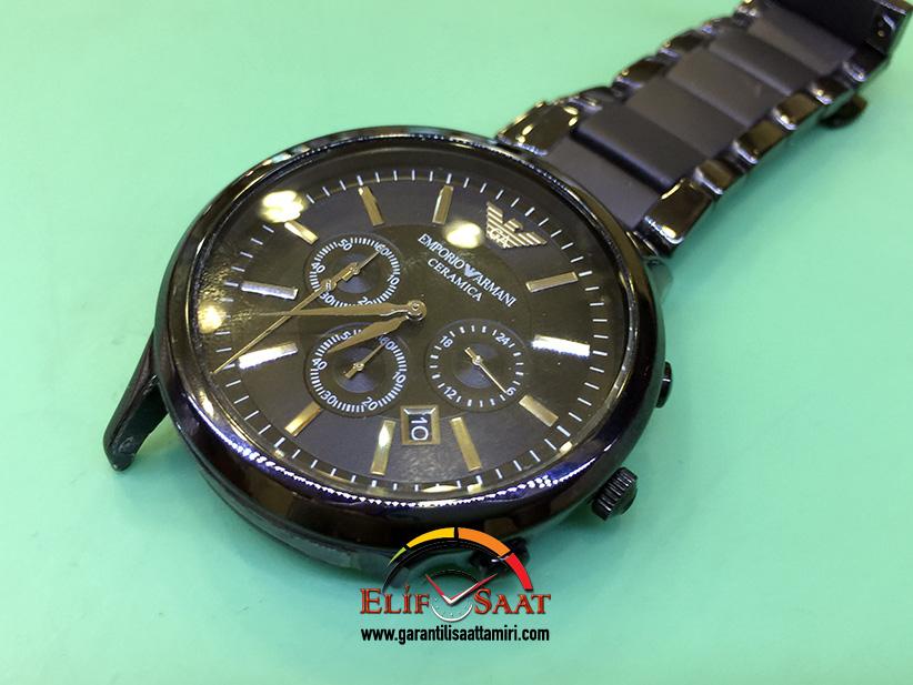 Emporio Armani AR1452 Seramik Saat Kasası Değişimi