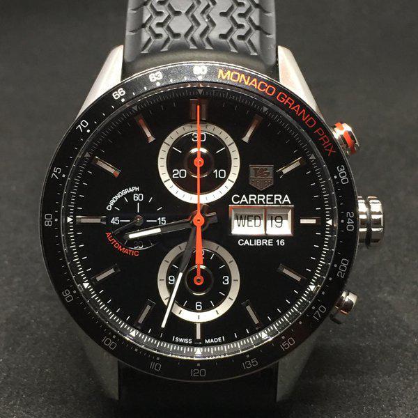 Tag Heuer Carrera Calibre 16 Grand Prix Monaco Saat Tamiri ve Bakımı - ETA 7750 Kalibre