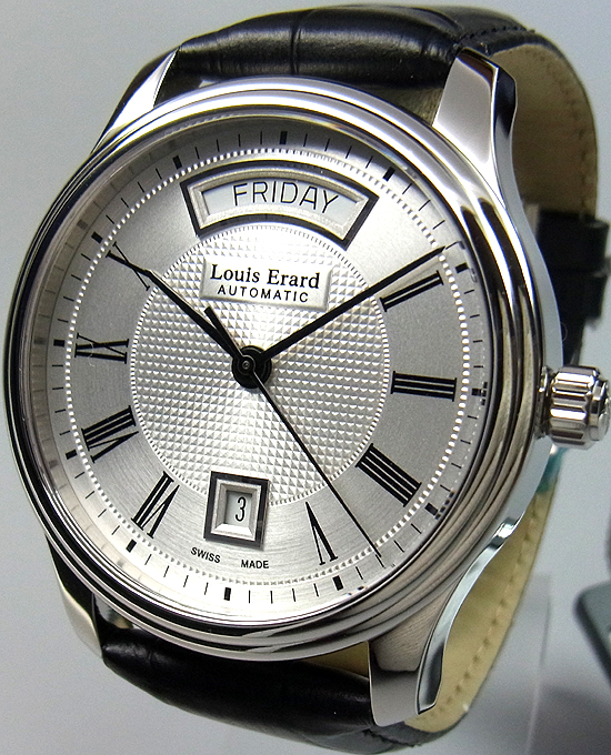 Louis Erard 67258AA21 Saat Tamiri - Eta 2824-2 Kalibre