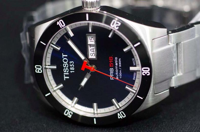 Tissot PRS 516 Otomatik Saat Tamiri ve Bakımı - Eta 2836-2