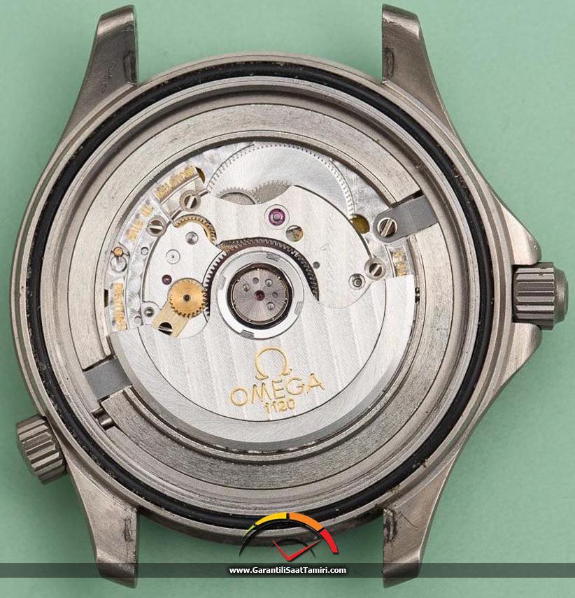 Omega Seamaster Professional Chronometer Saat Tamiri – Omega 1120 Kalibre