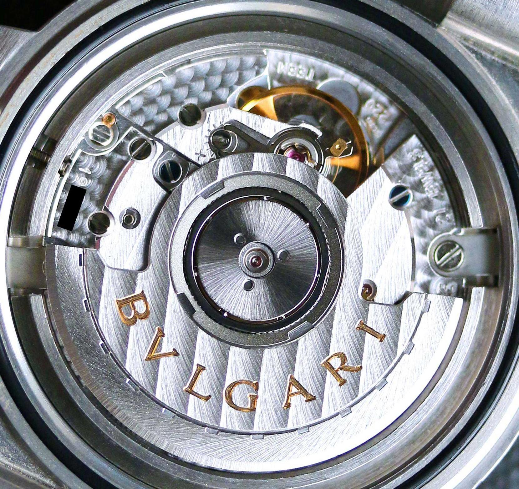 Bvlgari Chronometer Saat Tamiri - Bvlgari 220 / Eta 2892 Kalibre
