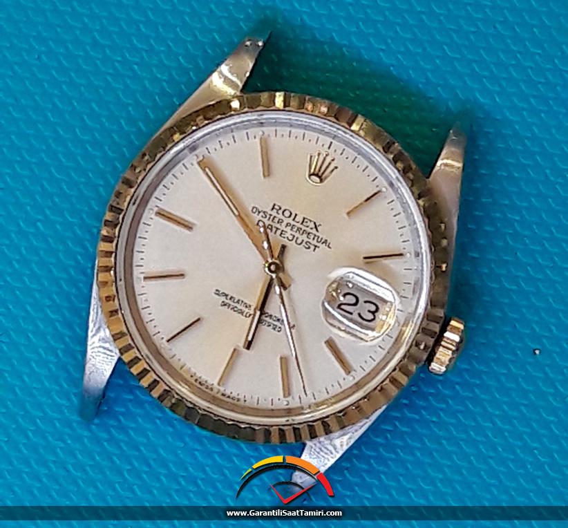 Rolex Datejust Saat Tamir ve Bakım İşlemi - Rolex 3135 Kalibre
