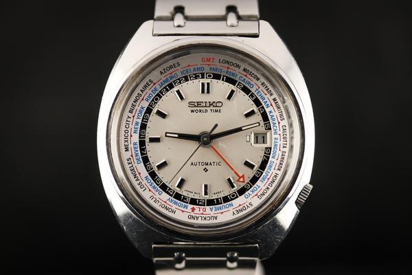 Seiko 6117-6400 World Time Bakım ve Onarım İşlemi - Seiko 6117 Kalibre