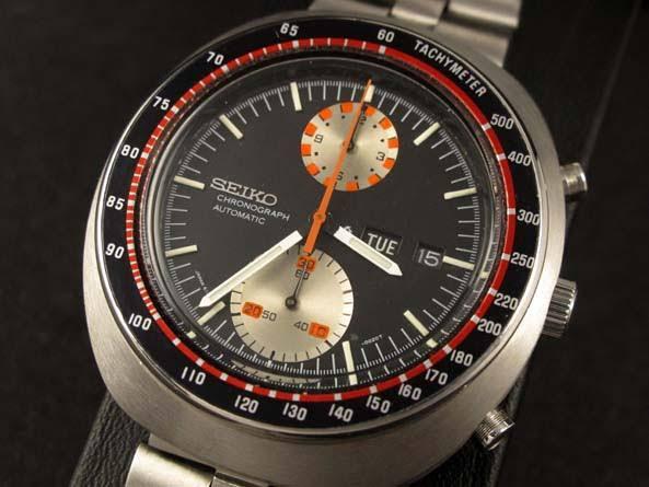 Seiko Ufo 6138-0011 Bakım ve Onarım İşlemi - Seiko 6138 Kalibre