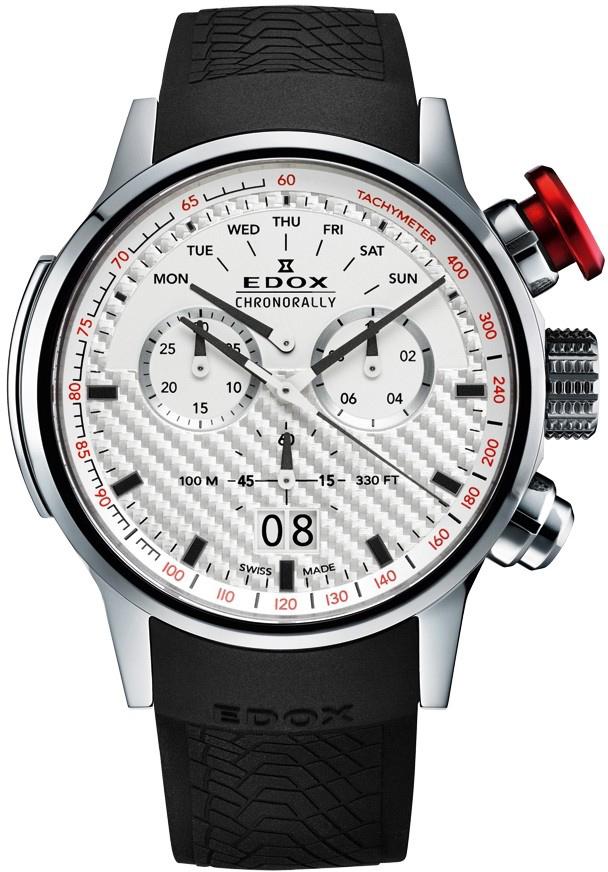 Edox Chronorally Saat Tamiri ve Bakımı - Ronda 8040N Kalibre