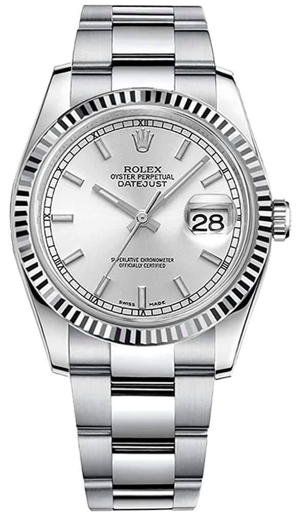Rolex Datejust Saat Tamiri ve Bakım İşlemi – Rolex 3135 Kalibre